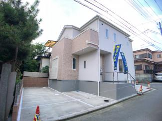 東葉高速線「北習志野」新京成線「高根木戸」駅徒歩7分の全1棟の新築一戸建てです。