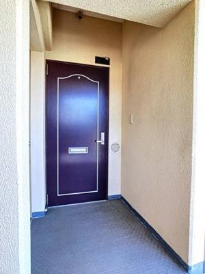 【玄関】コープ野村観音崎 1006号室