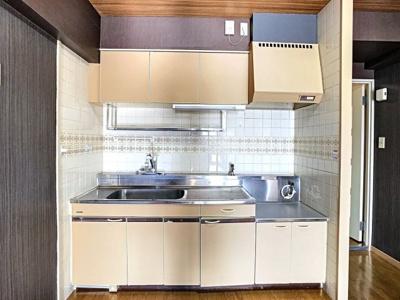 【キッチン】コープ野村観音崎 1006号室