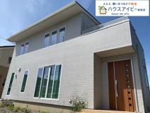 揖斐郡池田町萩原 一条工務店施工の中古住宅 築2年の画像