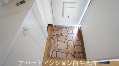 【玄関】ウエストピーク
