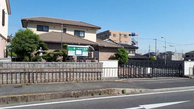 岸和田国道26号線沿  店舗戸建 駐車7台可!約53坪!診療所、医療関係に最適!