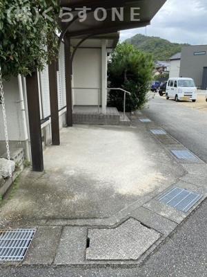 【駐車場】相生市名波野1丁目/中古戸建て