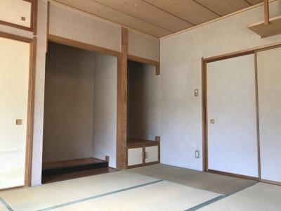 【和室】藤岡市上戸塚の二世帯中古戸建