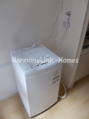 ソフィアステップの洗濯機