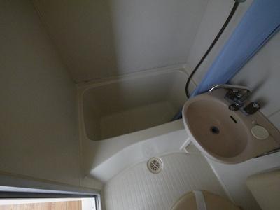 【浴室】サンハイツ新大宮