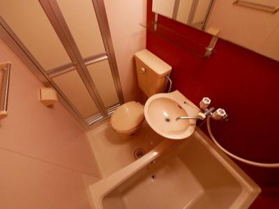 【浴室】マンションフィールドナウ