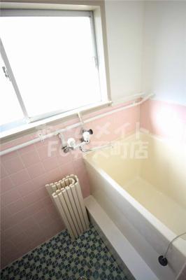 【浴室】錦美マンション
