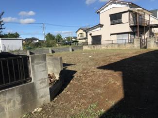 【外観】鴻巣市下忍の売地【No.10376】