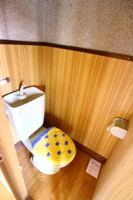 【トイレ】仲田2丁目戸建