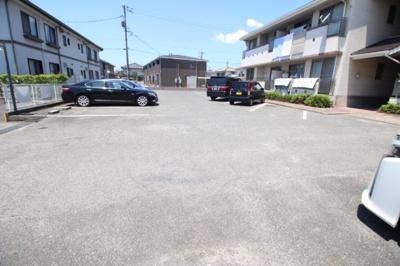 【駐車場】サンハイツ21 A棟