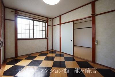 【内装】カーサケンリード