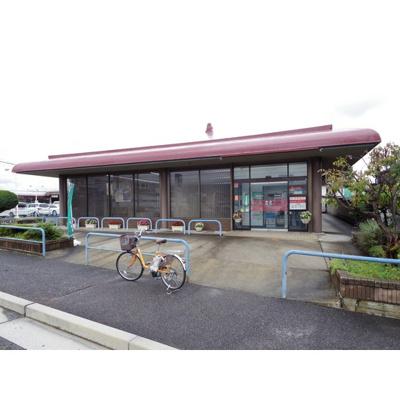 銀行「長野銀行芳川支店まで1257m」