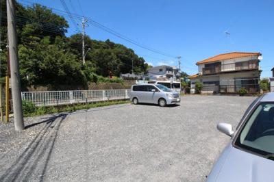 【外観】小比企町駐車場