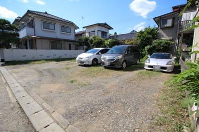 【外観】柳沢駐車場