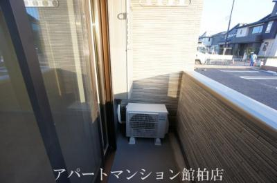 【バルコニー】ブライト セゾン