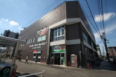 フジ本町店 336m