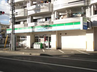 ファミリーマート松山本町六丁目店 282m