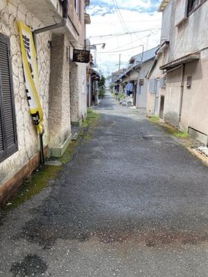 【前面道路含む現地写真】相生市旭4丁目/売土地