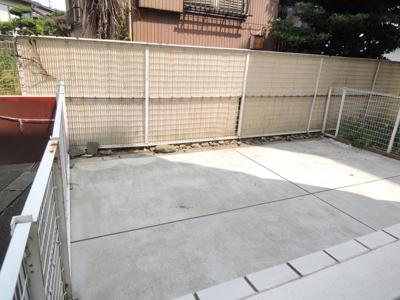 【駐車場】藤和シティコープ清水ヶ丘公園