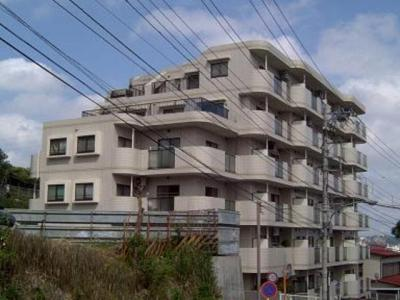 【外観】藤和シティコープ清水ヶ丘公園