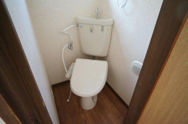 【トイレ】ハイムホープ