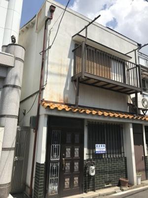 【外観】粉浜3丁目売土地