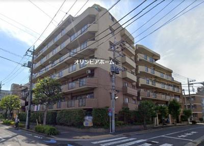 【外観】セザール第二瑞江 78.49㎡ 角 部屋 専用庭付 リ フォーム済