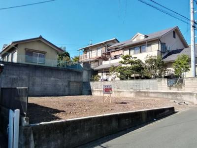 【外観】甲斐市天狗沢63.33坪売地
