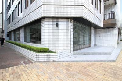 【玄関】サンエービル