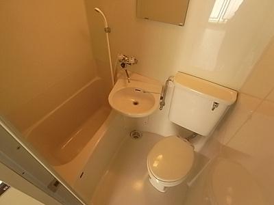 【浴室】甲南六甲ハイム