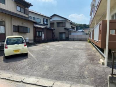 【駐車場】コーポ内田