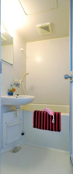 【浴室】ブリッジK2
