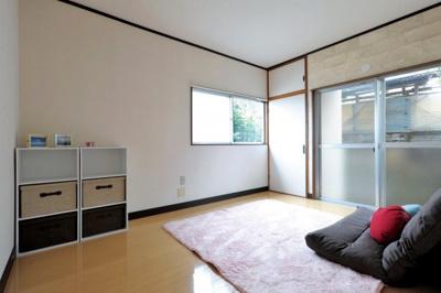 【寝室】ブリッジK2