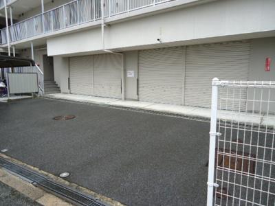 【駐車場】クローバーハイツ江戸堀