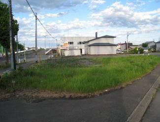 【外観】光西町 売土地