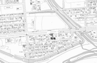 【地図】光西町 売土地
