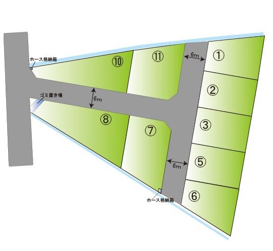 LF金屋NTII・分譲地・60715