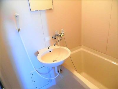 【浴室】オーユーハイツ