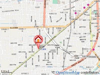【地図】Y2ビル