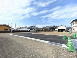 【外観】野市町東野 分譲地 C号地