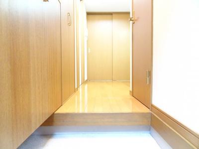 【玄関】サンスイズミ