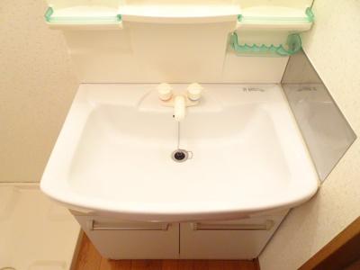【洗面所】サンスイズミ