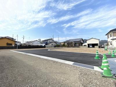 【外観】野市町東野 分譲地 D号地