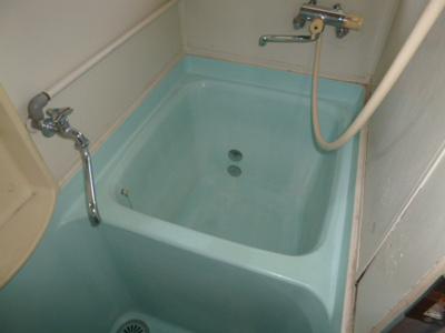 【浴室】野田マンションB