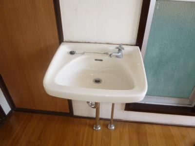 【独立洗面台】野田マンションB