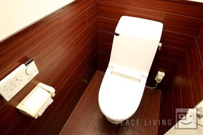 【トイレ】フラワービル