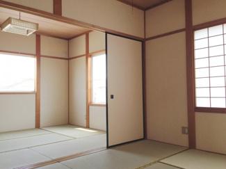 【居間・リビング】相木ハイツ202