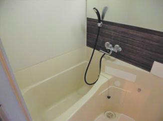 【浴室】かしの木ハイム