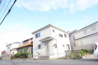千葉市花見川区花園町 中古一戸建て 新検見川駅 4LDKです